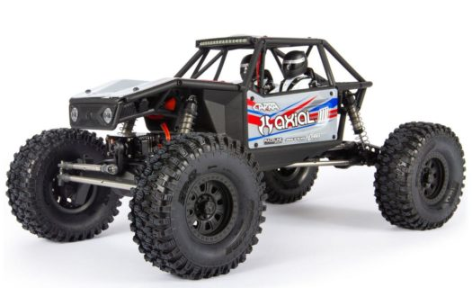 Capra 1.9 Unlimited Trail Buggy Builders Kit