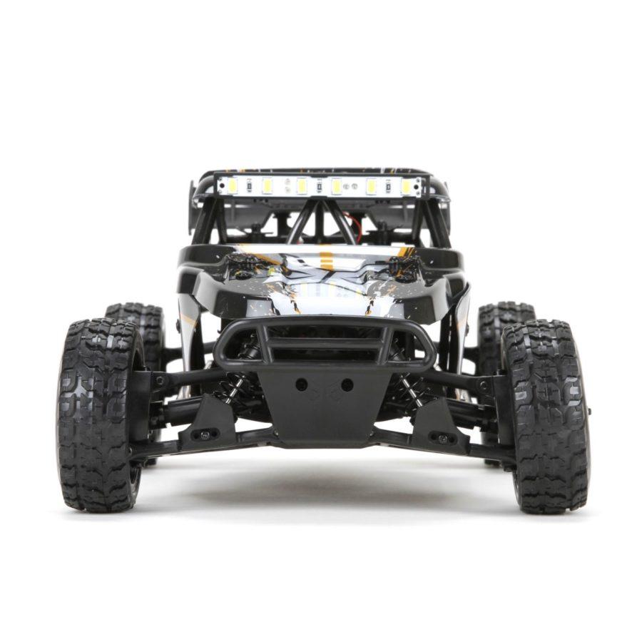 Roost 4wd Desert Buggy Black|orange 1:18 Rtr Int