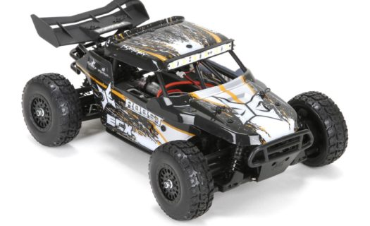 Roost 4wd Desert Buggy Black/Orange 1:18 RTR INT