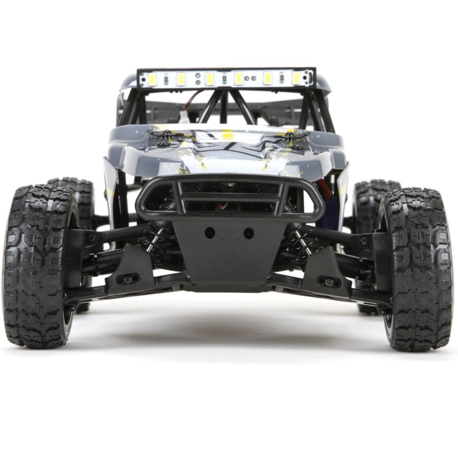 Roost 4wd Desert Buggy Grey|yellow 1:18 Rtr Int