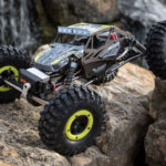 Temper Gen 2 1:18 4wd, Brushed: Yellow Rtr Int