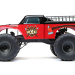 Axe 1:10 2wd Monster Truck Rtr