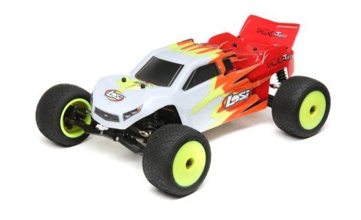 Losi Mini-T 2.0 RTR 1|18 2wd Rc Truggy – Red | White