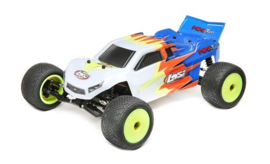 Losi Mini-T 2.0 RTR 1|18 2wd Rc Truggy – Blue | White