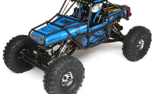 Night Crawler SE, Blue: 1|10 4wd Rock Crawler RTR