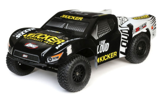 22S SCT 1|10 2WD RTR Kicker