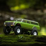 1972 Chevy Suburban, Ascender-s 1|10 4wd Rtr