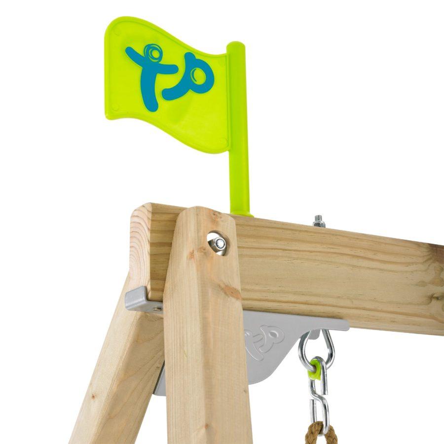 Forest Acorn Wooden Swing Frame Fsc