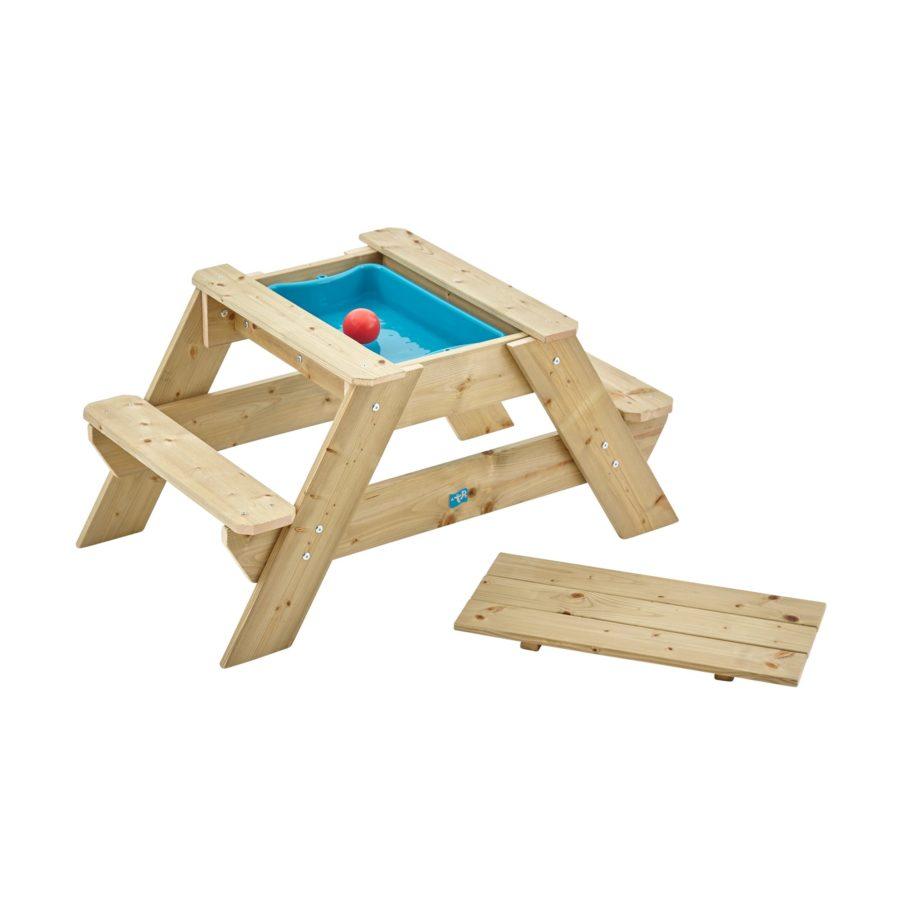 Early Fun Picnic Table Sandpit Fsc
