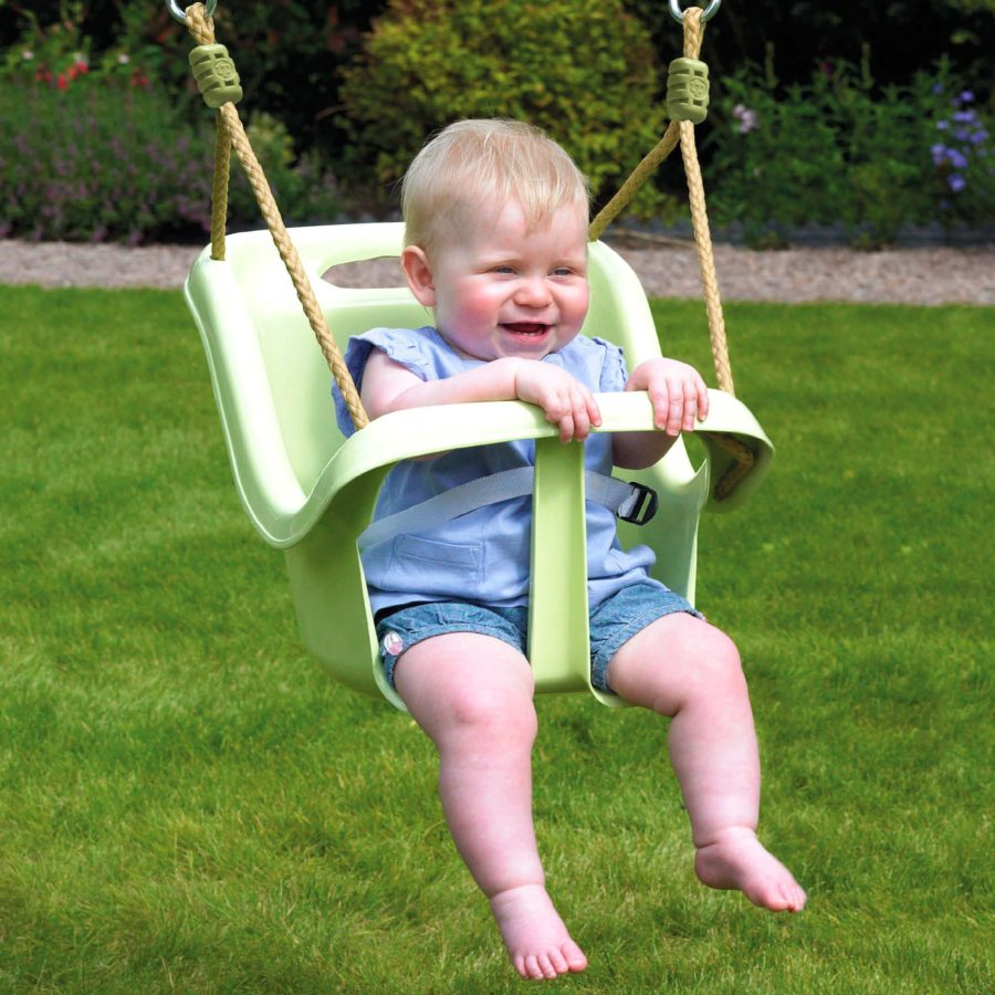 Early Fun Baby Seat (green)