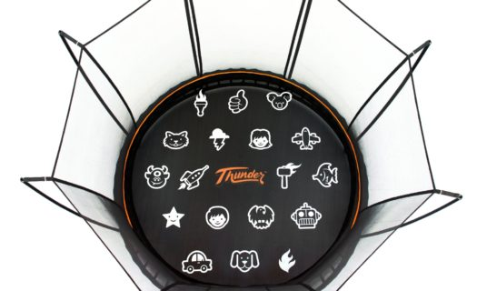 THUNDER MEDIUM VULY TRAMPOLINE