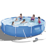 Bestway Steel Pro Frame Swimming Pool Set Round 12ft X 30inch – 56416