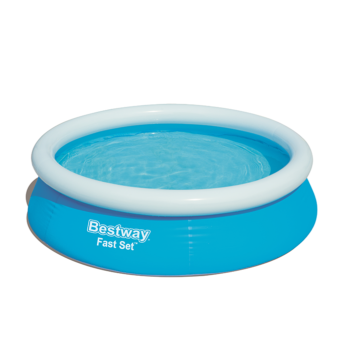 6ft Round Inflatable Pool Basic