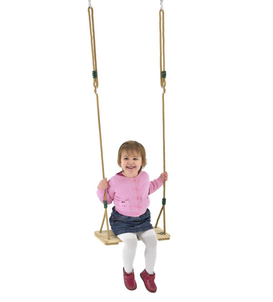 Tp Wood Swing Seat