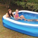 Benross 2m Inflatable Rectangular Paddling Pool