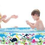 1.5m Rigid Sided Sea World Design Padding Pool | Ball Pool