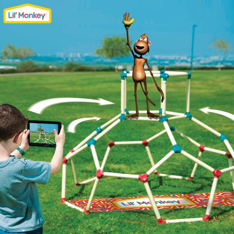 Lil' Monkey Climbing Dome