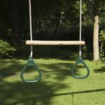 Tp Wood Trapeze And Rings