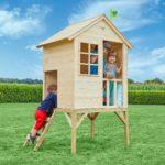 Tp Sunnyside Wooden Tower Playhouse-fsc?