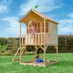 Tp Hill Top Wooden Tower Playhouse-fsc?