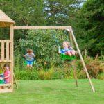 Tp Castlewood Double Wooden Swing Arm – Fsc?