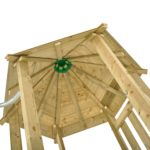 Tp Castlewood Wooden Climbing Frame – Fsc?