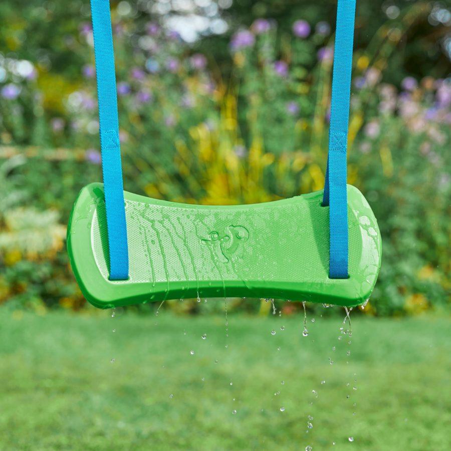 Tp Castlewood Kennilworth Wooden Swing Set & Slide -fsc?