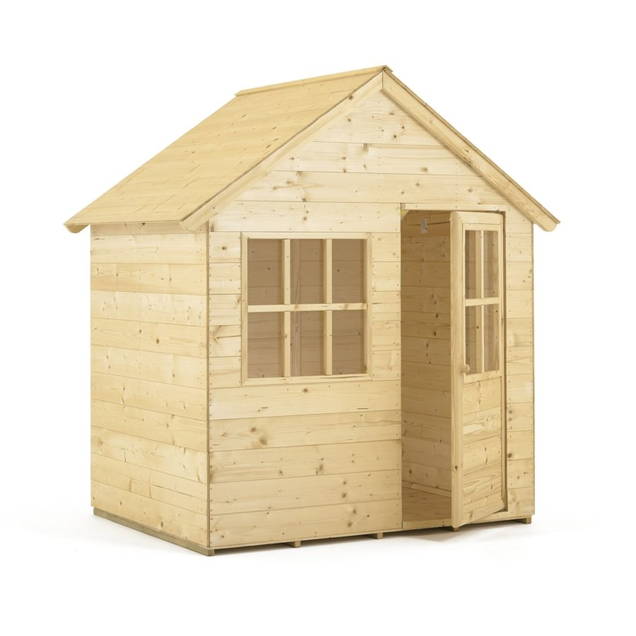 Tp Hideaway Wooden Playhouse-fsc?
