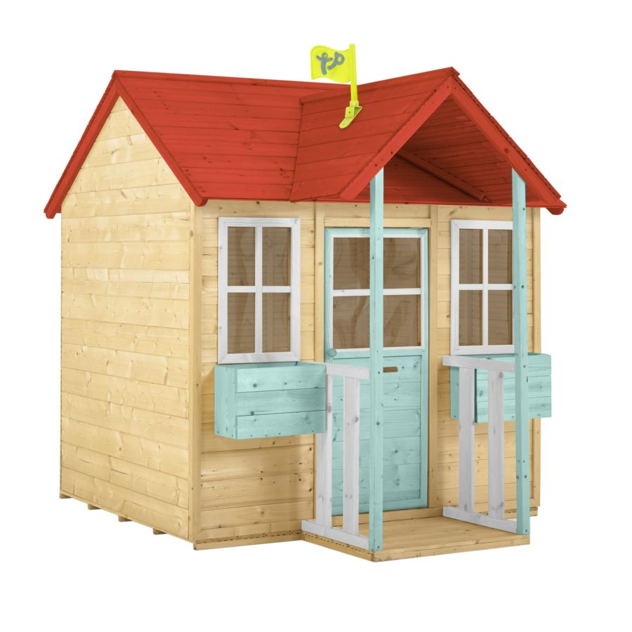 Tp Manor Wooden Playhouse-fsc?