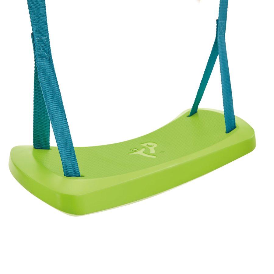 Tp Double Metal Swing Set