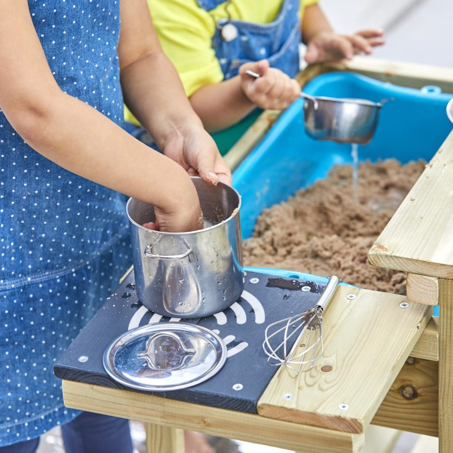 Tp Early Fun Wooden Mud Kitchen – Fsc? Certified