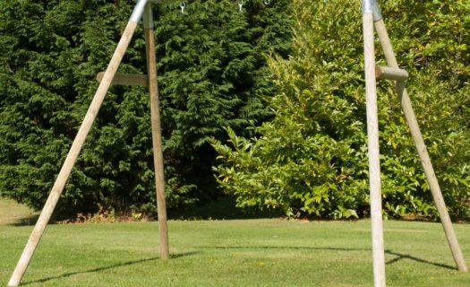 TP Double Knightswood Swing Frame – FSC®