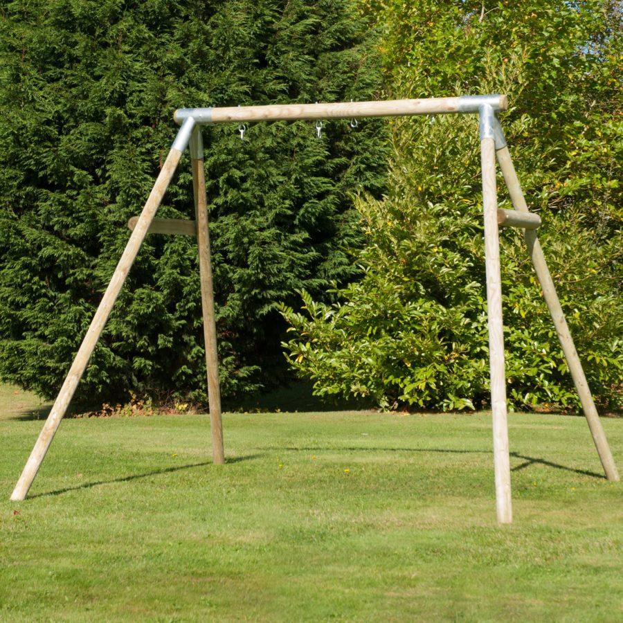 Tp Double Knightswood Swing Frame – Fsc?