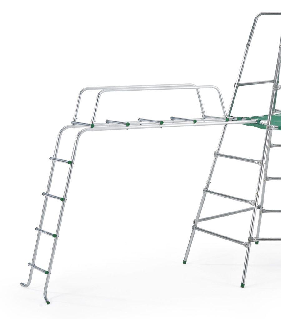 Tp Jungle Run Metal Climbing Ladder
