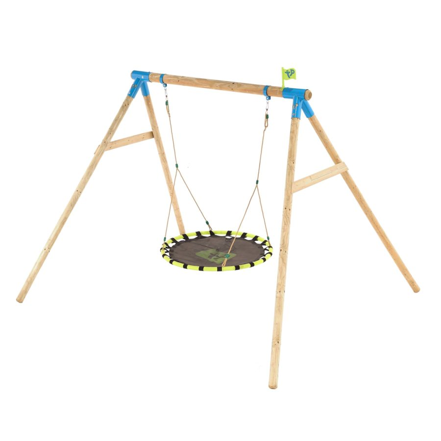 Tp Himalayan Wooden Swing Set-fsc?