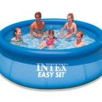 Intex 28120 Easy 10ft Fast Set Pool Diameter X 30 Inches Deep
