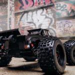 Notorious 6s 4wd Blx 1/8 Rtr Black