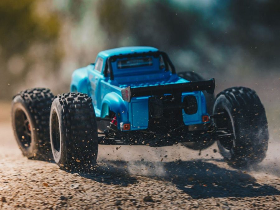 Notorious 6s 4wd Blx 1/8 Rtr Blue