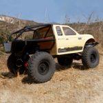 Scx10 Ii Trail Honcho Electric 4wd 1:10 Rtr