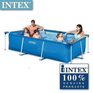 Intex Rectangular Frame Pool 2.6m