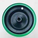 6″ Mini Quad Bike Rear Wheel Rim With Tubeless Tyre 4.10-6 – Green
