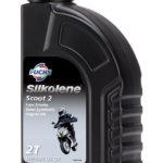 Silkolene Scoot 2 (2 Stroke Engine Oil) 2 Stroke Oil To Mix With Petrol For Running 1 Litre Bottle