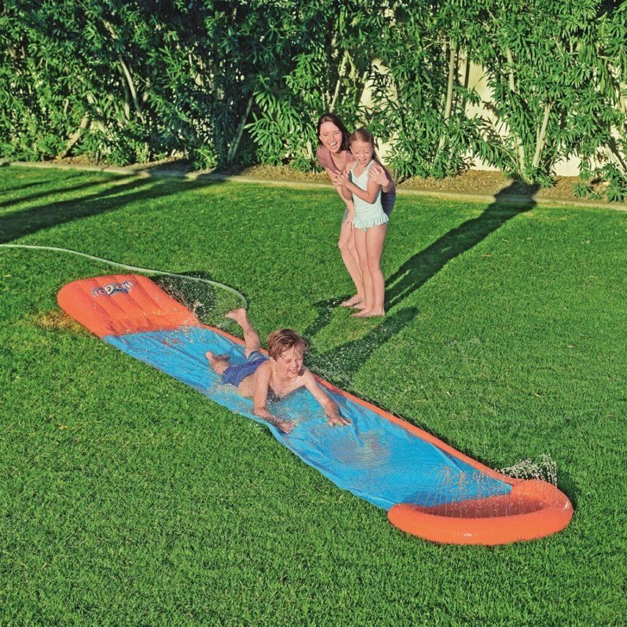 H2ogo! Single Slip 'n' Slide With Ramp