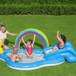 Bestway Rainbow N' Shine Pool And Play Centre – Bw53092