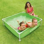 Intex 57173 Mini Frame, A Small Frame Pool For Children.