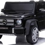 Licensed Mercedes Maybach G650 12v Children's Ride On Jeep – Black