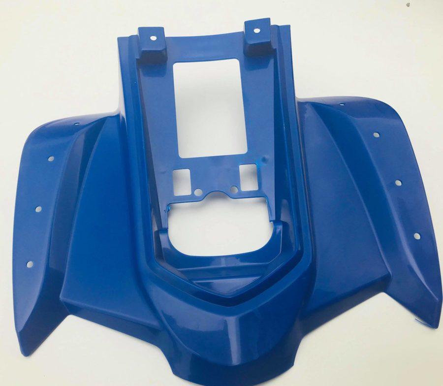 Hawkmoto Interceptor Rear Fairings – Rear Plastics – Blue