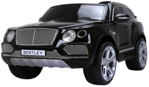 12V KIDS BENTLEY CAR - BLACK