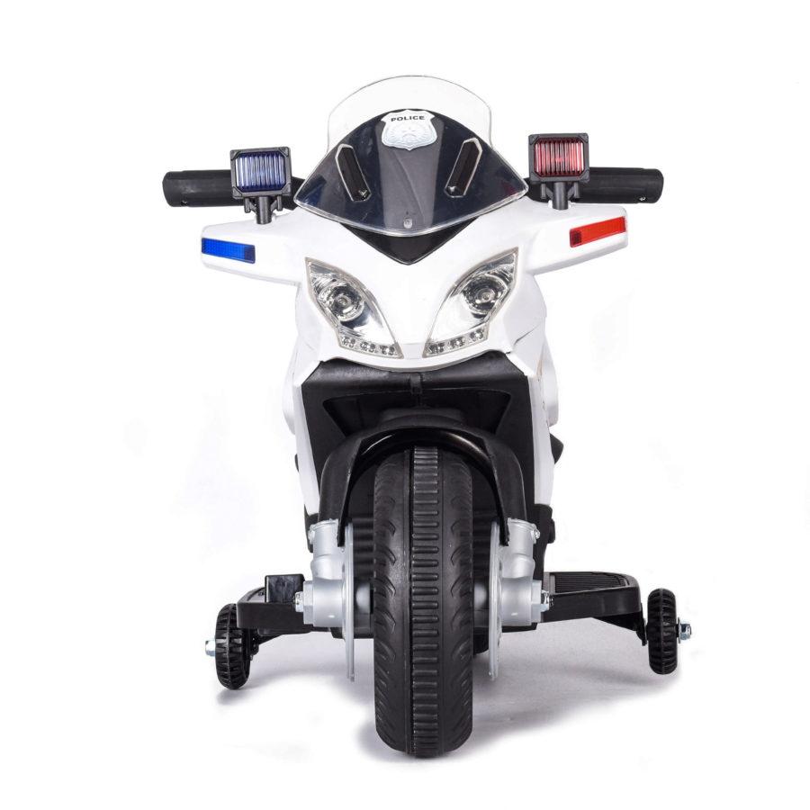 6v Kids Police Bike – With Flashing Lights