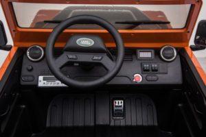 24V Kids Land Rover defender 90 – Orange
